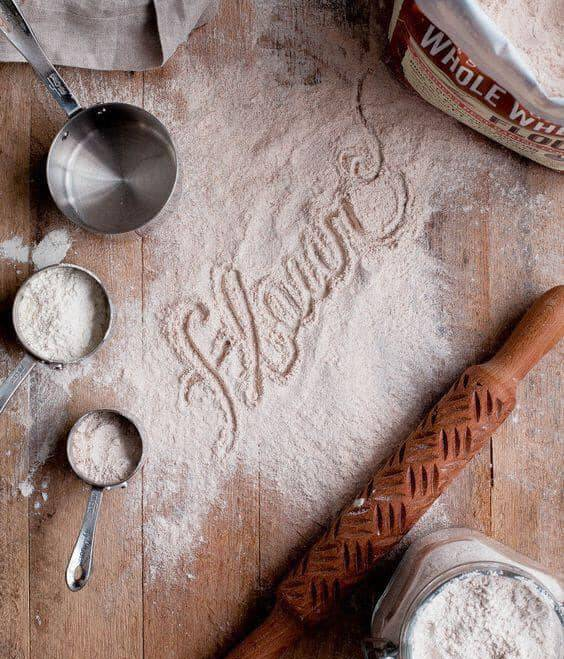 Nguyên liệu làm bánh